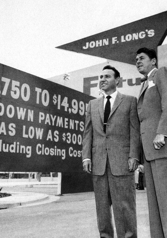 John_F_Long_Ronald_Reagan_Maryvale_1950s